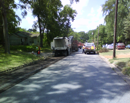 Photo of Street Construction